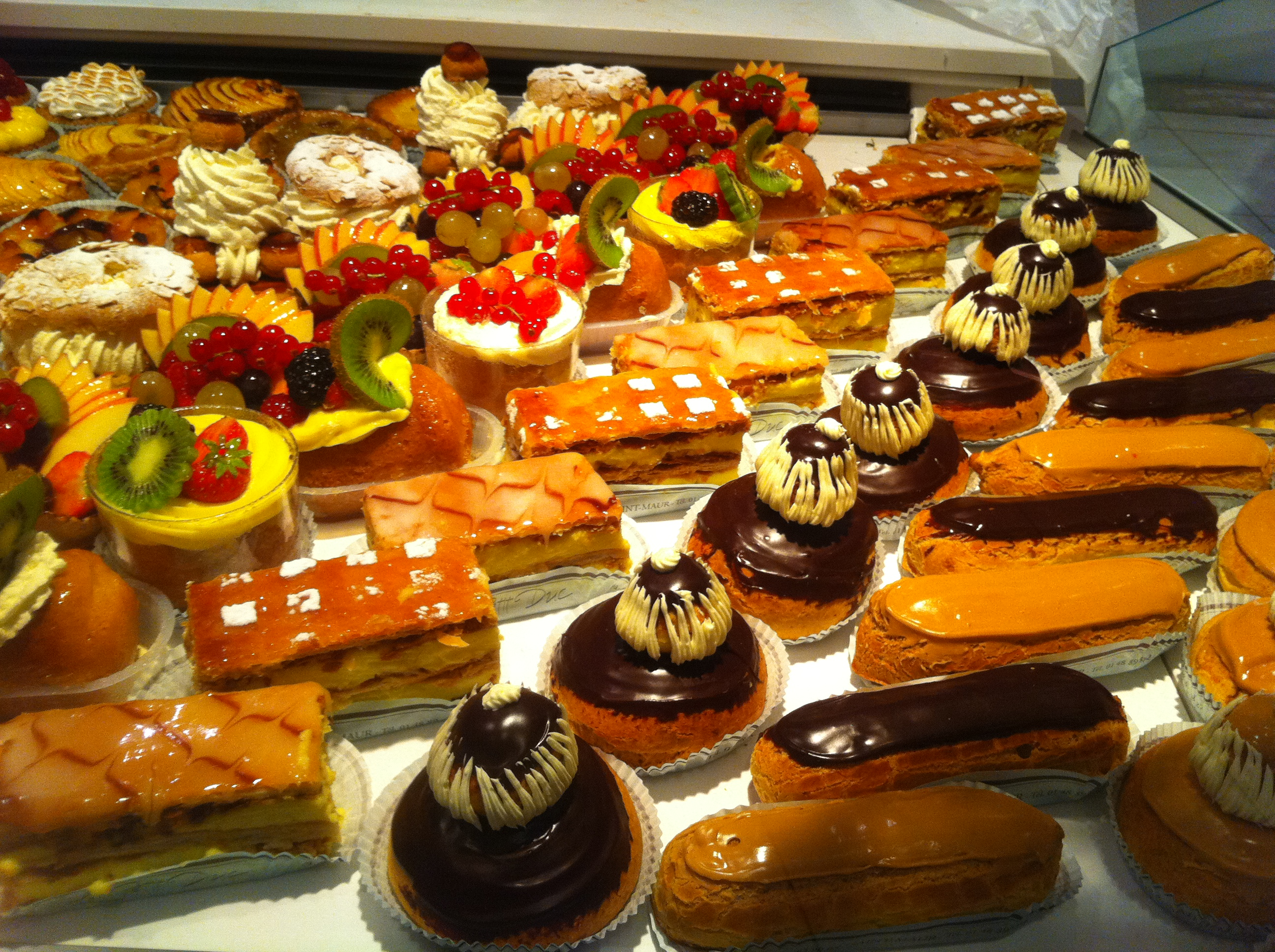 how to become a patisserie